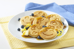 Smiley Pancake Beauty 2